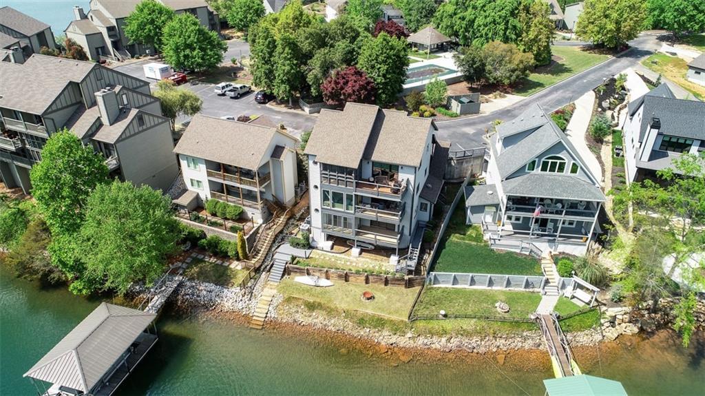 902 Loran Pointe Circle UNIT waterfront Seneca, SC 29672