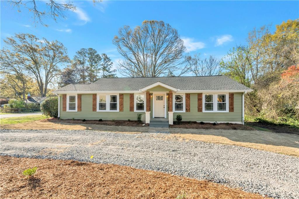 610 Williams Street Williamston, SC 29697