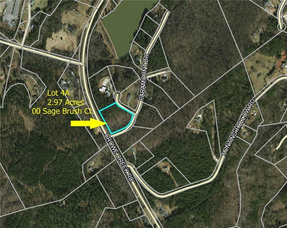 Sage Brush Court Six Mile, SC 29682