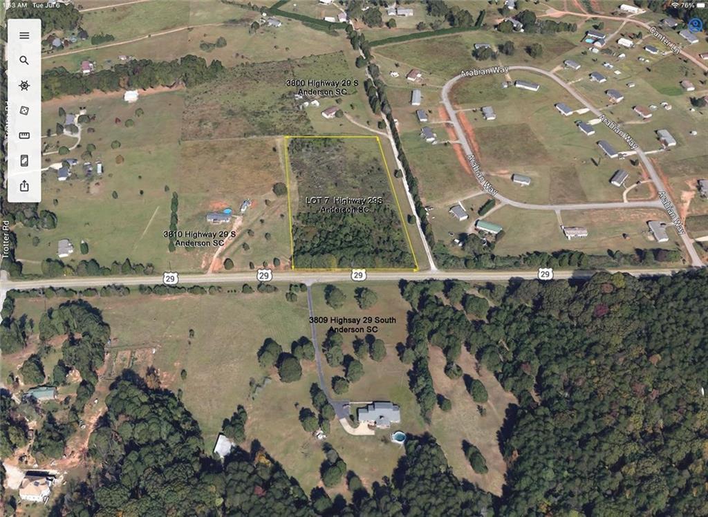 7 Highway Anderson, SC 29626