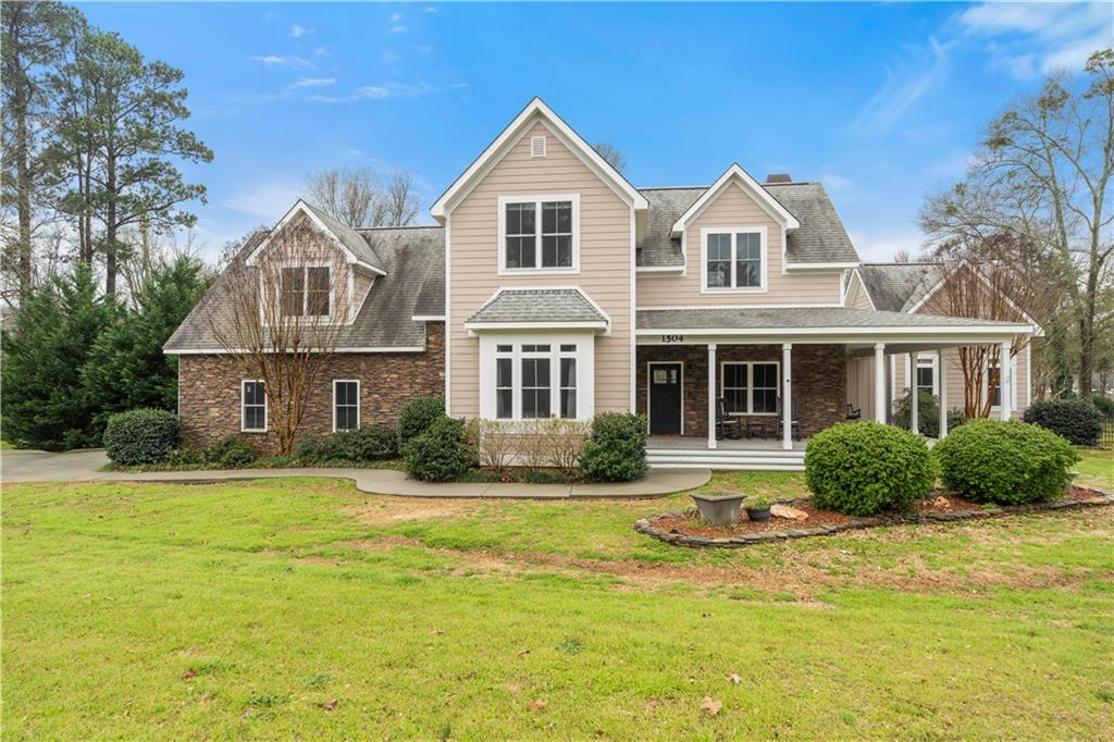 1504 Double Springs Road Townville, SC 29689