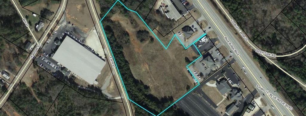 3689 Blue Ridge Boulevard Walhalla, SC 29691