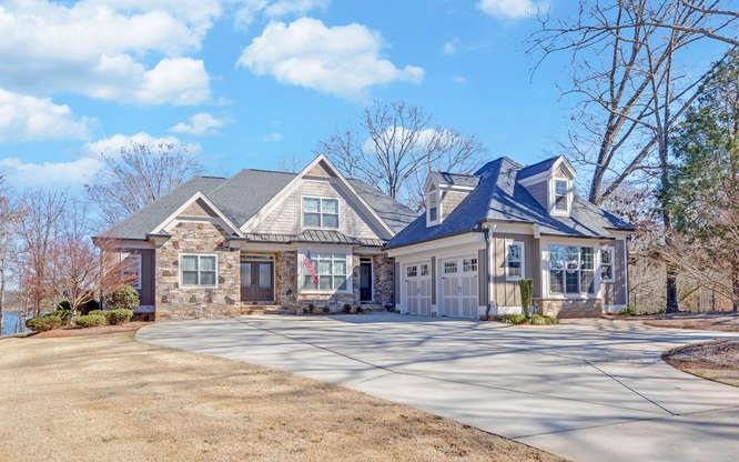 75 Yacht Club Point Hartwell, SC 30643