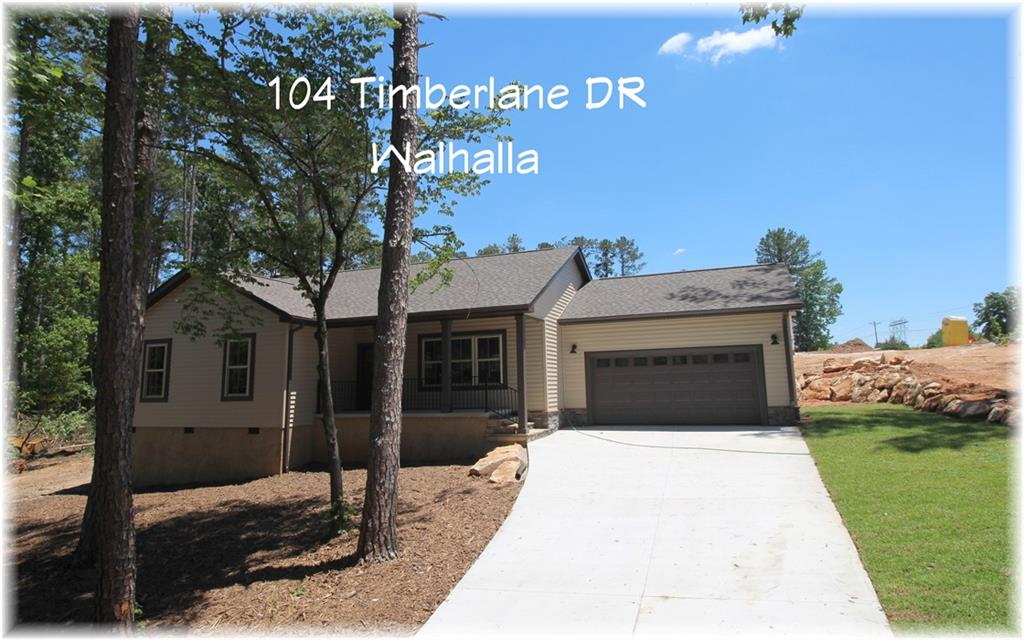 104 Timberlane Drive Walhalla, SC 29691