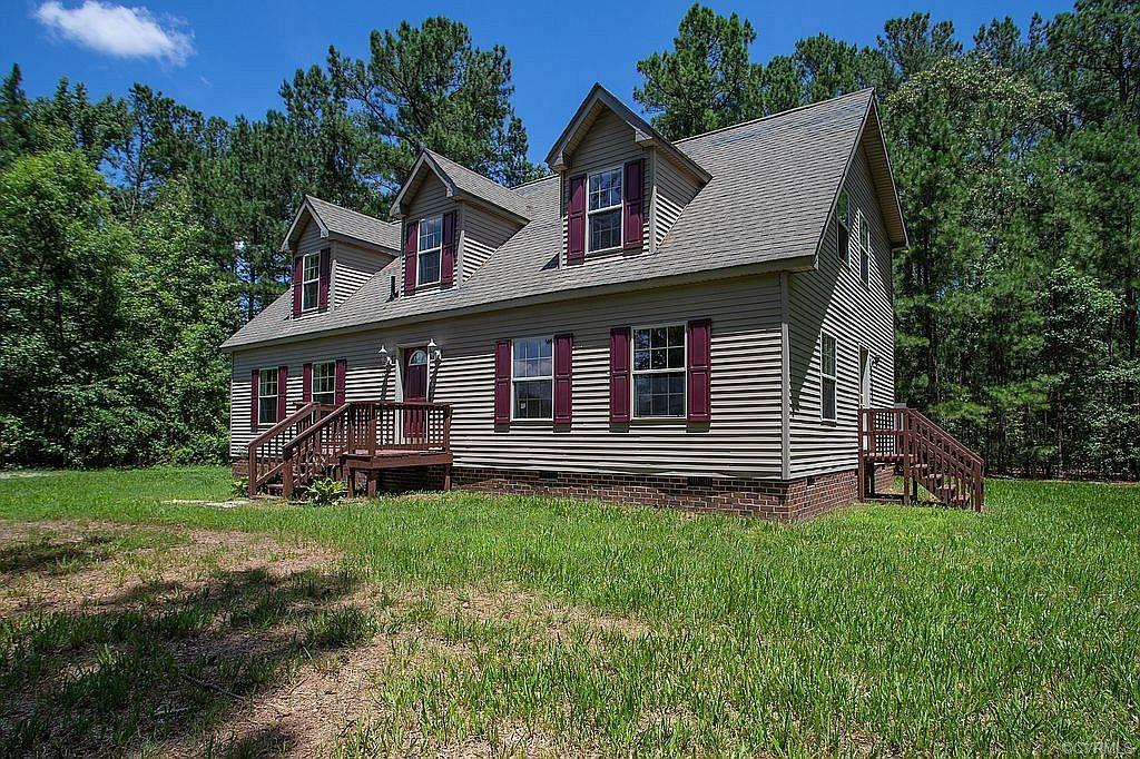 18733 Flatfoot Dinwiddie, VA 23841