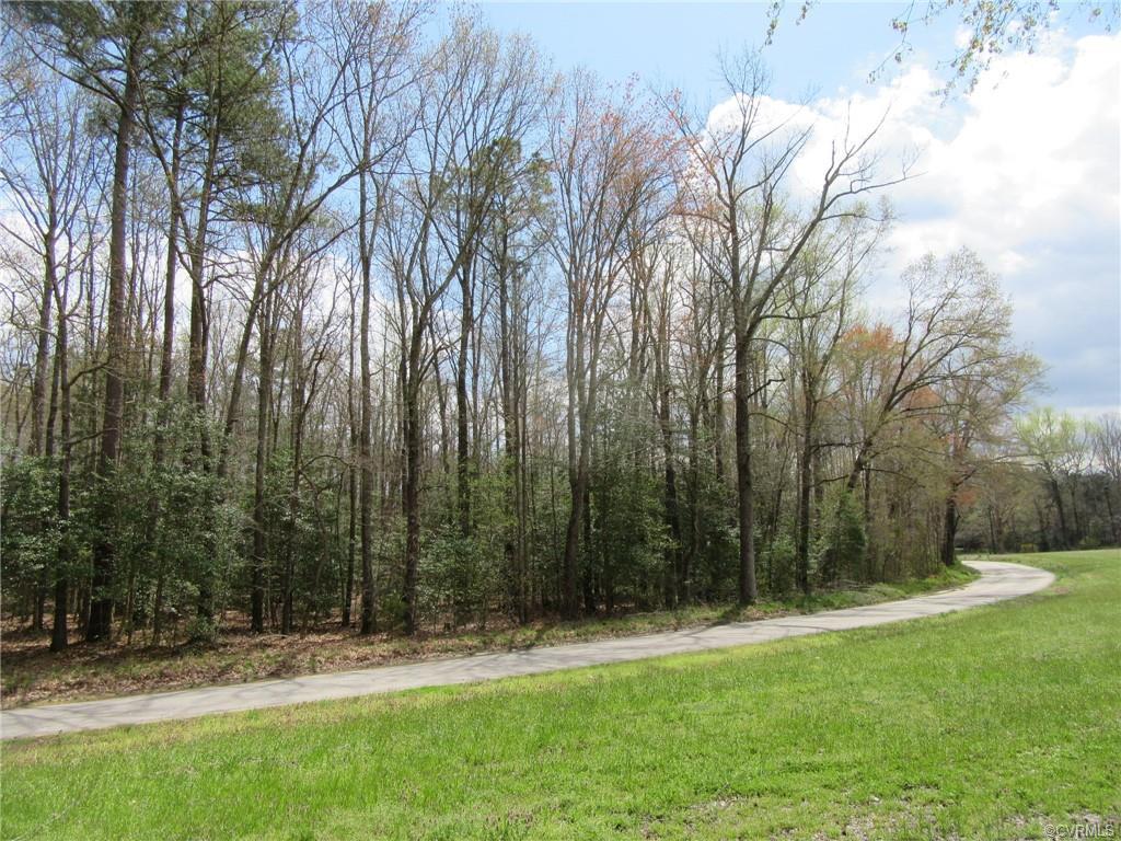 14.4 acres Brick Carson, VA 23830