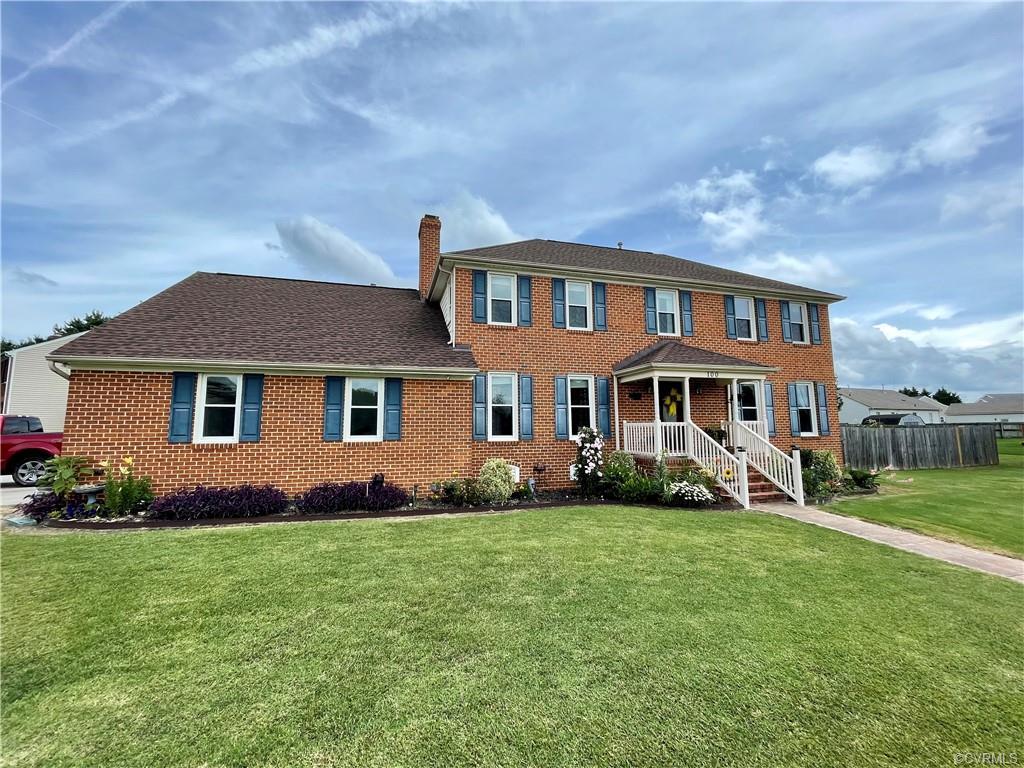 100 Greenmeadow Colonial Heights, VA 23834