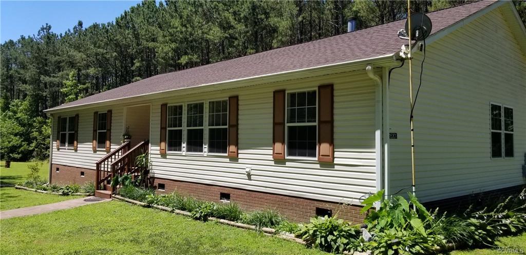 15301 Concord Sappony Stony Creek, VA 23882