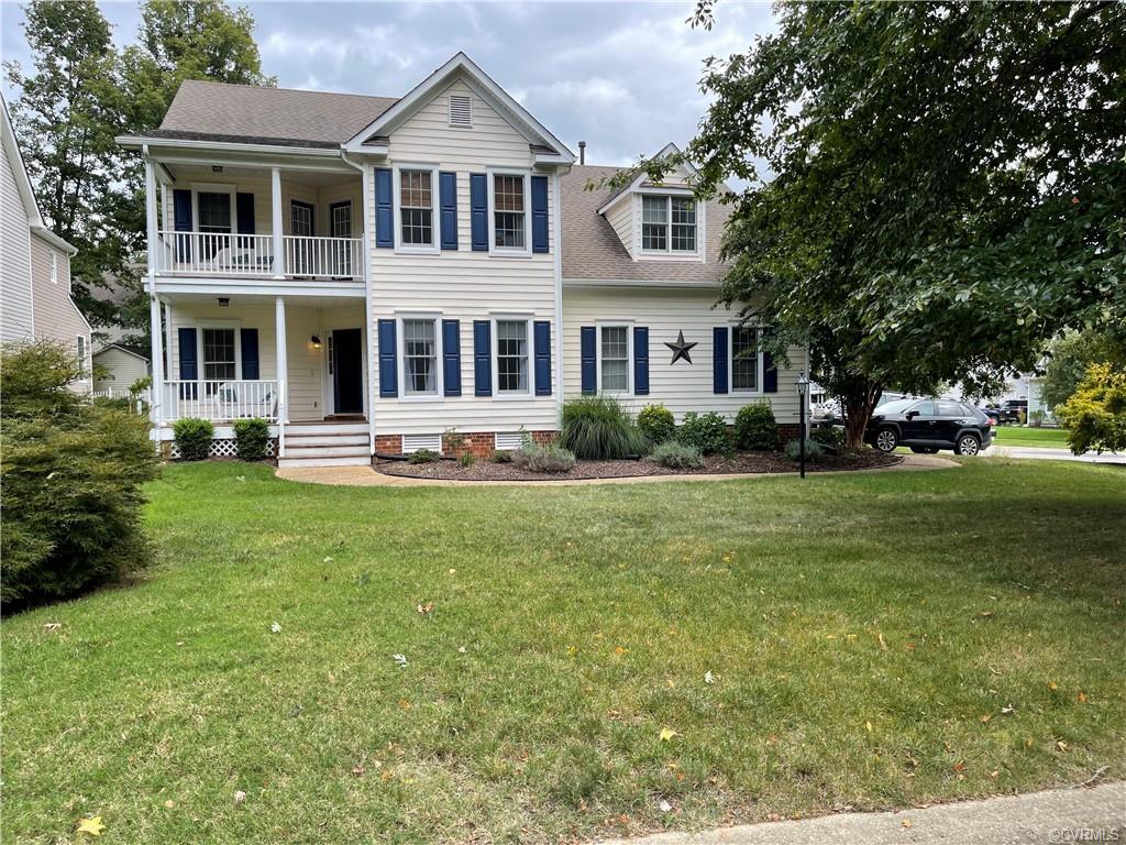 8101 Hampton Glen Chesterfield, VA 23832