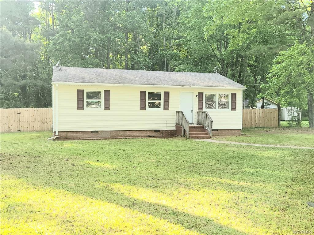 222 Dogwood Waverly, VA 23890
