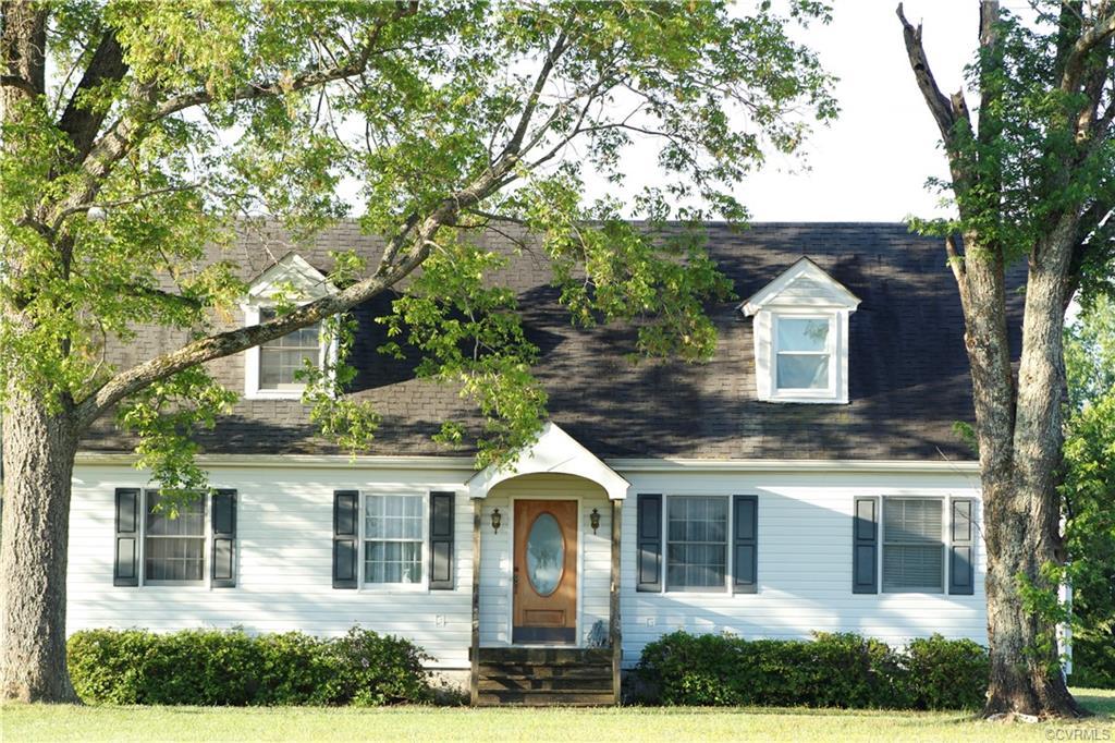 17655 Concord Sappony Stony Creek, VA 23882