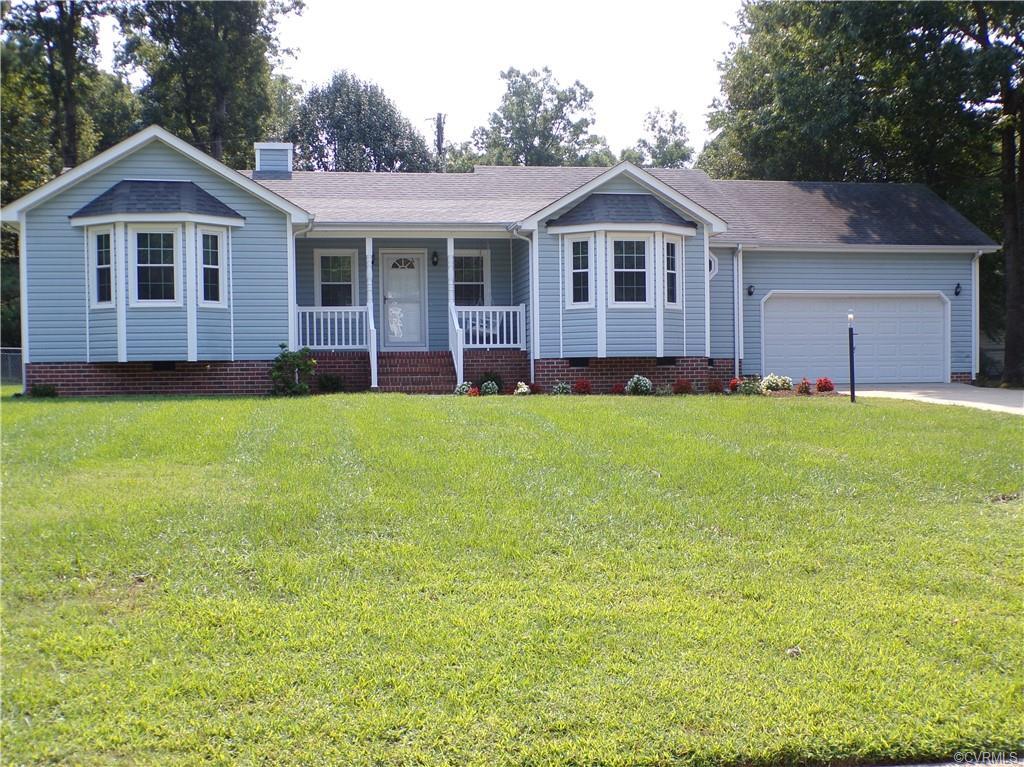 5332 Oak Leaf Prince George, VA 23875